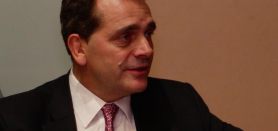 Jime Essink, CEO UBM